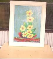 Virágcsendélet kép
