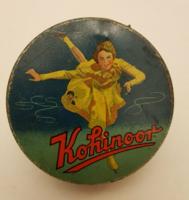 Kohinoor fém reklámdoboz