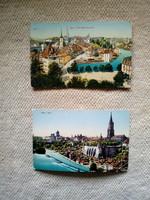 Régi képeslapok: Bern