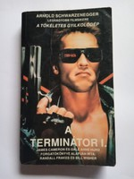 Terminátor 1  könyv !