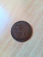 1 Penny 1916 Georg V.