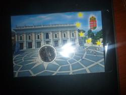 Római Szerződés 50,-Ft első napi veret eladó!