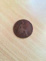 1 Penny 1899  Victoria