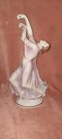 Hatalmas Ens táncosnő 39cm