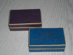 2 db orosz Zarja női karóra doboz