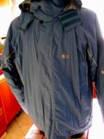 Recco d2b retro kék  sí kabát, XL
