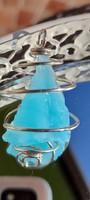 Andara medál, a legerősebb energiájú kristályként tartják nyilván.