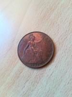 1 Penny 1922 Georg V.