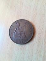 1 Penny 1935 Georg V.  EF