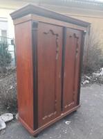 1909 -es Biedermeier stil szekrény