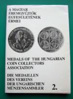 A Magyar Éremgyűjtők Egyesületének érmei 1984-1989.    2.