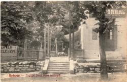 Budapest XII. Zugliget Szép Ilona vendéglő