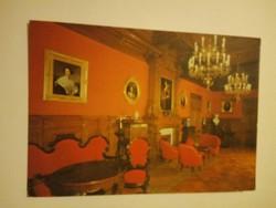 Keszthely Festetics-kastély  képeslap ! ( 4 )