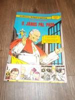 Képregény:II.János Pál pápa A szentatya életrajza 1989