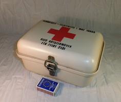 Régi mentődoboz, nagyon jó állapotban