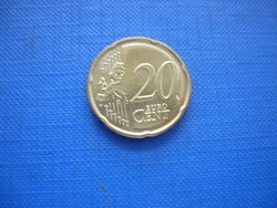 HOLLANDIA 20 EURO CENT 2014 WILLEM-ALEXANDER ! RITKA!