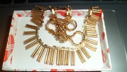 18K arany nyakék