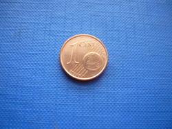 CIPRUS 1 EURO CENT 2010! KECSKE! ! UNC! RITKA!
