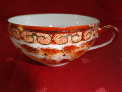 Japán minőségi porcelán teáscsésze, átmérője 8,5 cm.