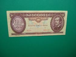 100 forint 1989