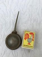 Régi olajozó - szerszám - műszerész eszköz