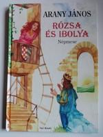 Arany János: Rózsa és Ibolya - Rabóczky Ferenc illusztrációival
