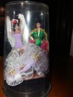Spanyol Táncos Babapár