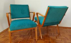 Selman Selmanagić 1957 EASY fotel, karosszék mid-century, retro