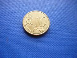 CIPRUS 10 EURO CENT 2018! HAJÓ! ! UNC! RITKA!