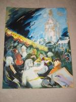 Kapuváry Zelma: Párizsi kávéház (1990)