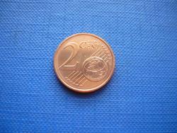 CIPRUS 2 EURO CENT 2010! KECSKE! ! UNC! RITKA!