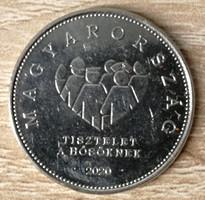 10 Forint 2020 -  Tisztelet a hősöknek