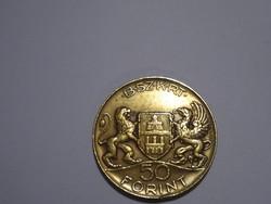 BSZKRT 50 forint