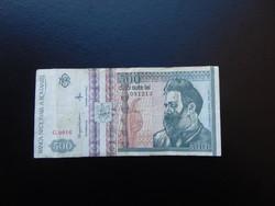 500 lei 1992 Románia 03