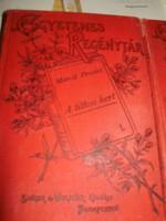 Marcel Prevost: A titkos kert I.- Egyetemes Regénytár 1898