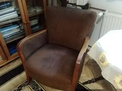 2 db antik fotel