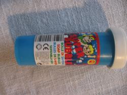 Retro SUPER BUBBLE buborékfújó