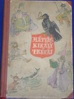 Szép Ernő:Mátyás király tréfái,1958.