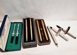 Pelikan Ballograf Papermate tollak, töltőtollak töltőceruzák
