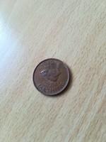 Great Britain 1/4 Penny (Farthing) 1942 Georg VI.