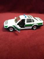 Matchbox BMW 750 iL rendőrautó 1988