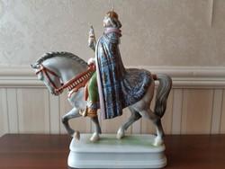Herendi Szent István a lovon