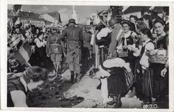 Erdély felszabadulásának emlékére 1940 Kolozsvár
