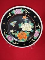 Kína!!!! kézzelfestett tányér!