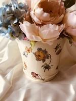 K.G.Luneville öblös váza&kaspó