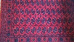Arab kézi perzsa szőnyeg csodás színekben