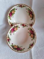 Royal Albert kis tál tányér
