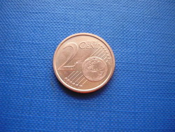 SAN MARINO 2 EURO CENT 2006 ! UNC! RITKA!