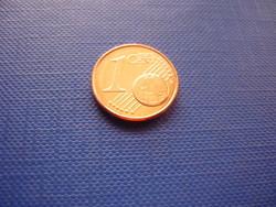 BELGIUM 1 EURO CENT 2015 ! UNC! FÜLÖP KIRÁLY! RITKA
