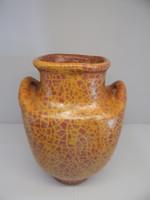 Pesthidegkúti kerámia váza.